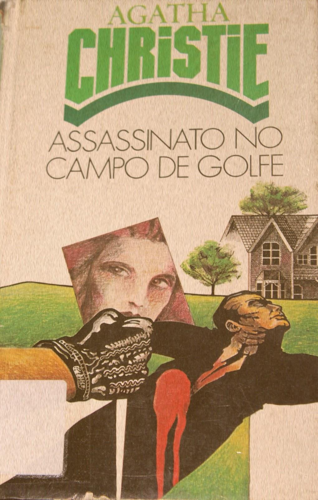 Resenha: Assassinato no Campo de Golfe – Agatha Christie
