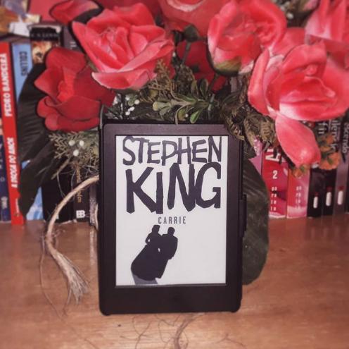Resenha Carrie – Stephen King